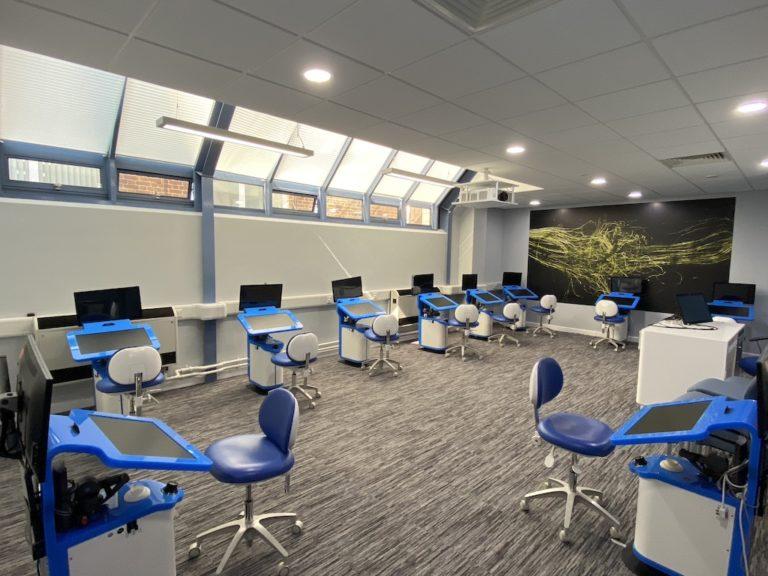 Sheffield University Virteasy Dental HRV Simulation