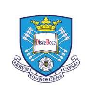 The University of Sheffield